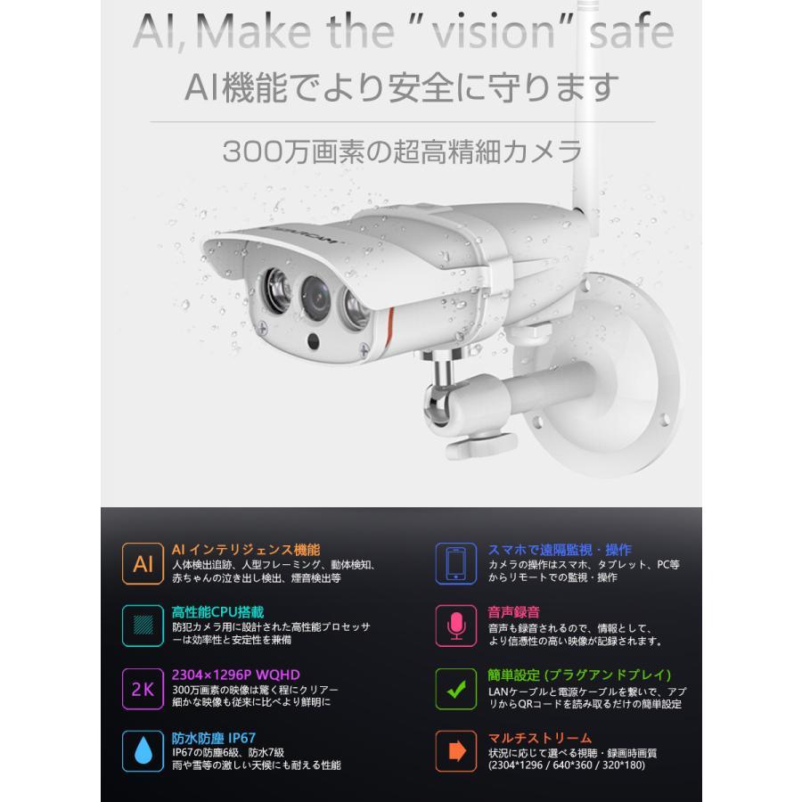 防犯カメラ C7816 100万画素 Vstarcam ペットカメラ 無線 WIFI 屋外屋内 SDカード録画 監視 ネットワーク IP WEB カメラ PSE 技適マーク 6ヶ月保証|km-serv1ce|02