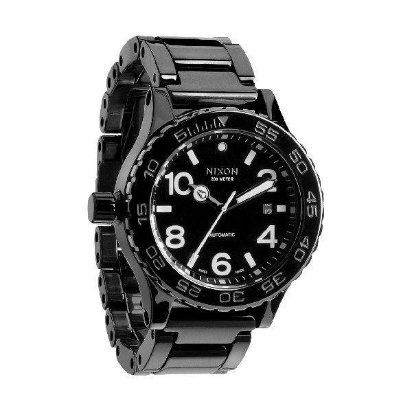 【即納&大特価】 ニクソン NIXON 腕時計 CERAMIC 42-20: ALL BLACK セラミック NA148001-00 正規輸入品 CERAMIC NIXON A148001 A148-001 セラミック フォーティートゥートゥエンティー, エミトップ:fbad2aee --- airmodconsu.dominiotemporario.com
