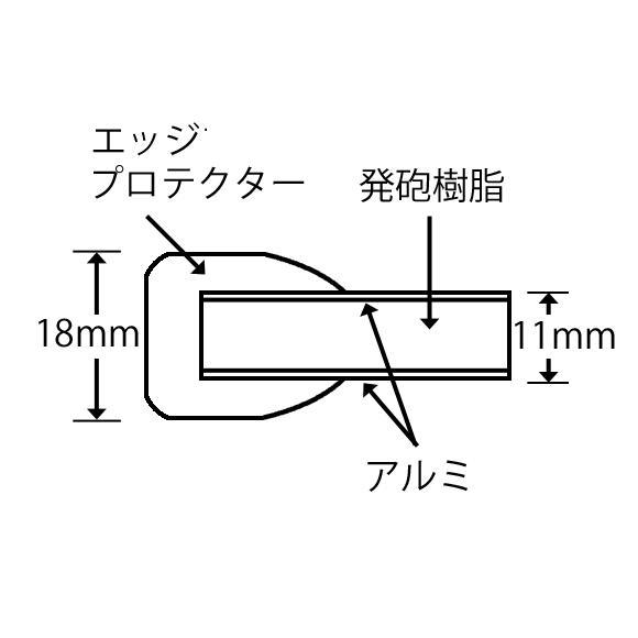 AAJ-7051 大型サイズオーダーパネル風呂ふた プロパネル (奥行き141?150×幅141?150)(抗菌?防カビ)(3枚割) kmt 04