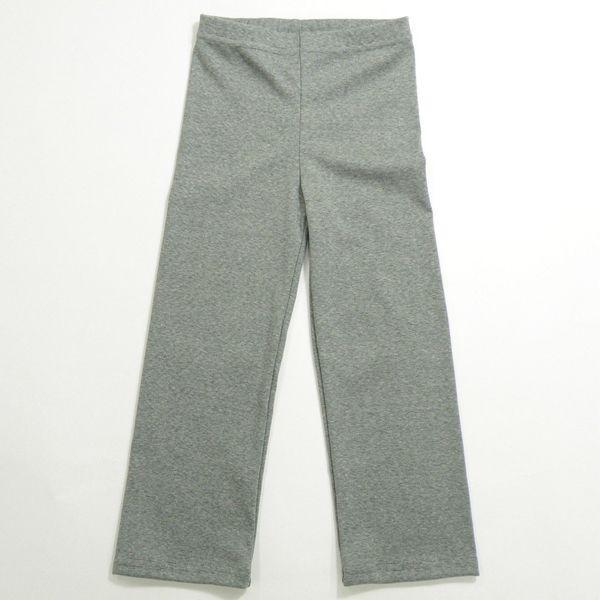 型紙 子供 超イージーパンツ ニット生地向けカット済みパターン|knit-yamanokko