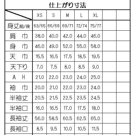 型紙  メンズ ラガーシャツ半袖&長袖 ニット生地向けカット済みパターン|knit-yamanokko|05