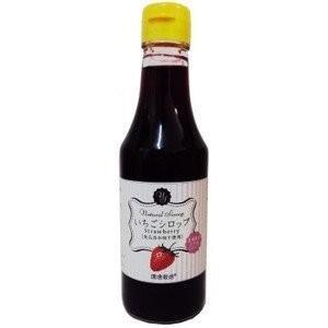 無添加 かき氷シロップ いちご フルーツバスケット 信州自然王国 各1本 食べ比べ セット ko-ricom 04