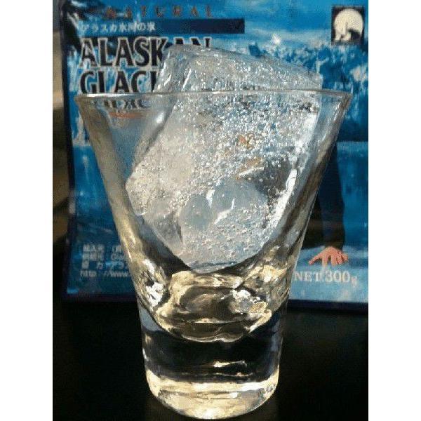 アラスカ 氷河の氷 オンザロック 大粒 3〜5粒 300g お試し|ko-ricom|02