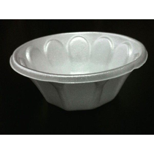 かき氷カップ、発泡スチロール製、皿型、1袋・100個|ko-ricom