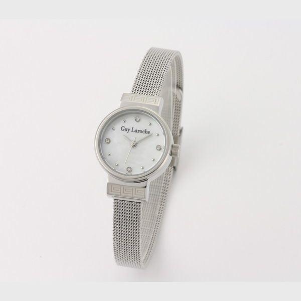 訳あり商品 Guy Laroche(ギラロッシュ) 腕時計 L5009-03, 浦河郡 7c81aa44