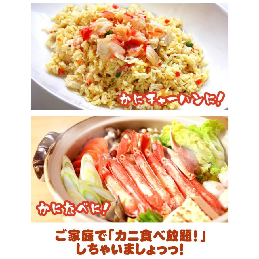 【送料無料】日本海産 訳あり 茹でたて紅ズワイ蟹 2kg【かに カニ 蟹】|kobari-kaniya|05