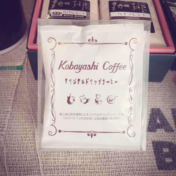 オリジナルドリップコーヒー (5個入り)|kobayashi-coffee|03