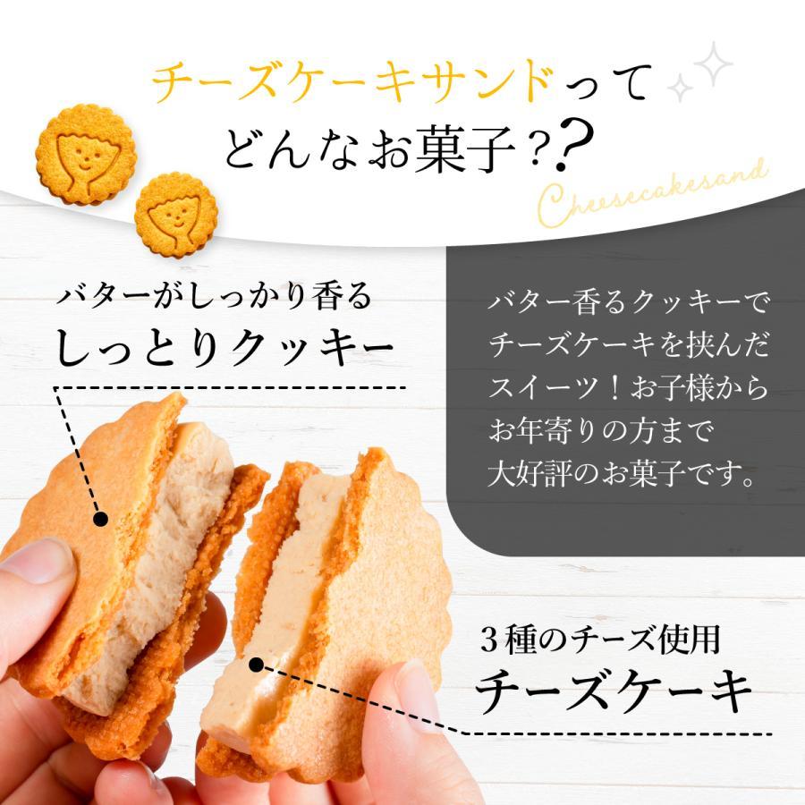 ギフト お菓子 ギフト チーズケーキサンド 【5個入】 クッキー チーズケーキ クッキーサンド お取り寄せ お礼 プチギフト|kobe-patico|02