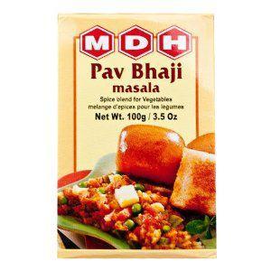 MDH パヴバジマサラ 100g×10箱 Pav Bhaji Masala パウバジ
