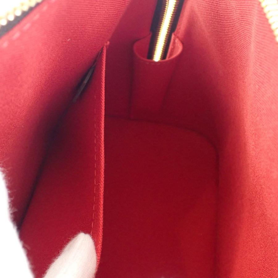 【中古】ルイヴィトン  ダミエ  アルマPM ブラウン ハンドバッグ LOUIS VUITTON【質屋】【代引き手数料無料】 kobe78genroku 06