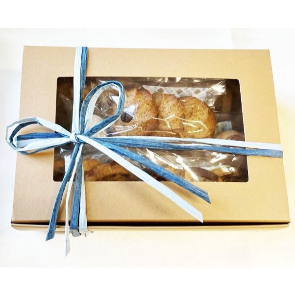 【神戸珈琲物語】クッキーボックス(7種類×3枚) kobecoffee 03