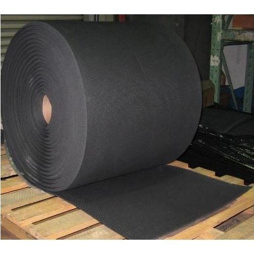 疲労軽減 オーソマット  ブラック  業務用 室内  屋外 吸水 60  x  2286  cm