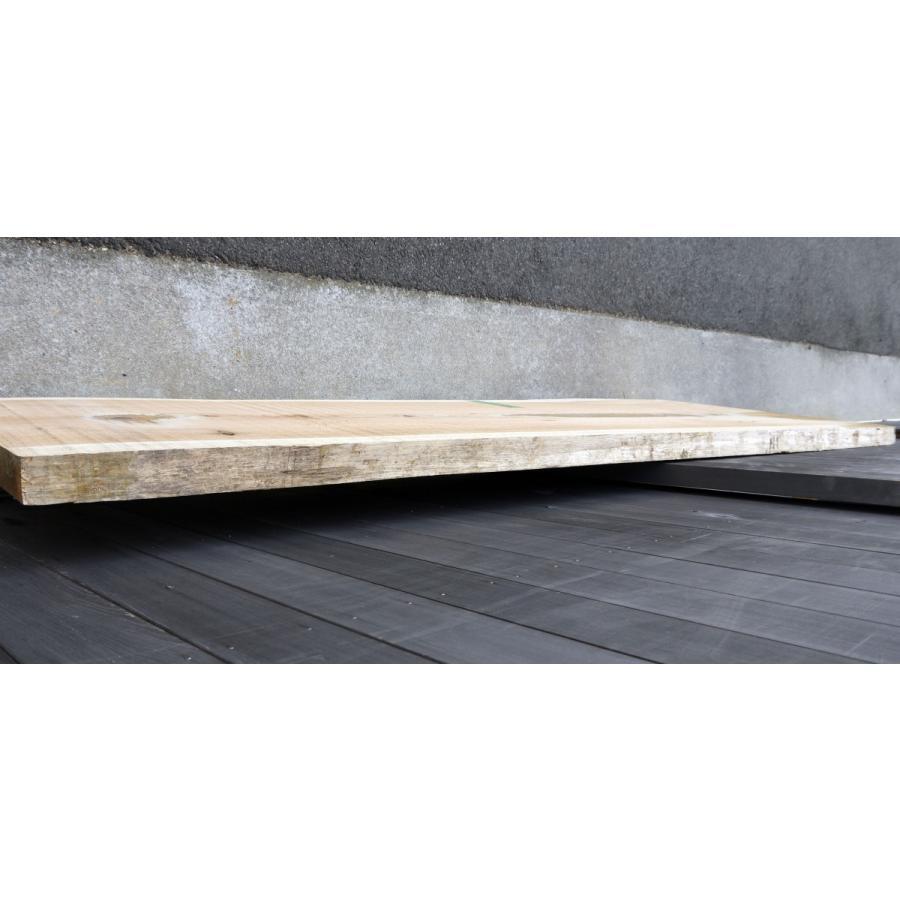 【杉板】【1点もの】杉材 無垢板 節有り 長さ2200mm 厚み44mm 幅590mm 1枚 荒削り 耳付き 両端割れあり|kobikiya|04