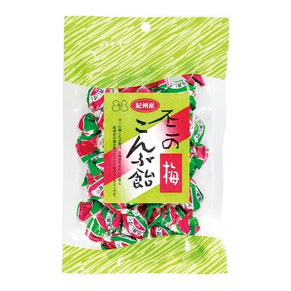 不二の梅こんぶ飴 85g kobucha-fuji