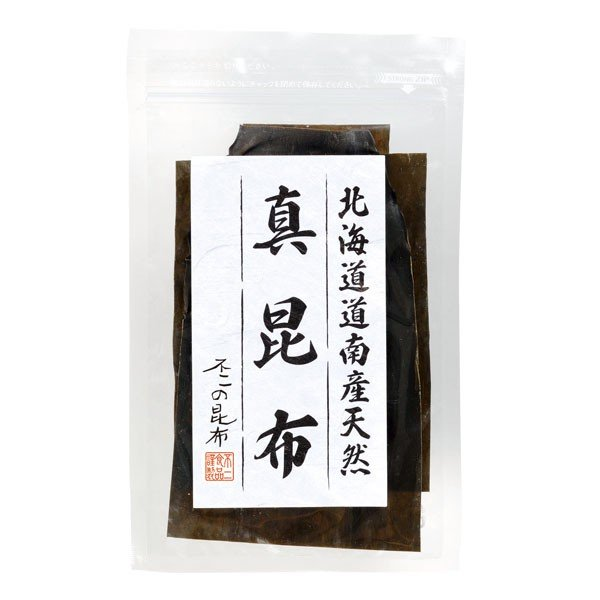 天然真昆布 32g|kobucha-fuji