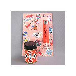 やまつ辻田 極上七味唐がらし 西高野街道から(中辛)缶付き kodawari