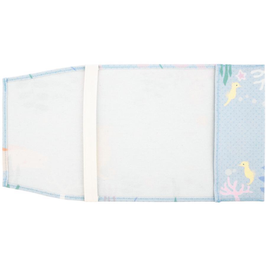ブックカバー 文庫本サイズ タツノオトシゴ <いきものシリーズ>|kodo-goods-store|02