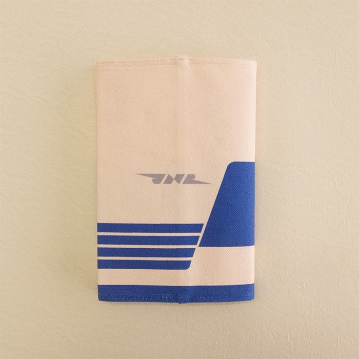 国鉄 ブルー2 ブックカバー 文庫本サイズ kodo-goods-store 03
