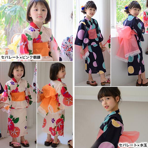 浴衣3点セット 韓国子供服 韓国こども服 韓国こどもふく Bee キッズ 女の子 春 夏 サマー|kodomofuku-bee|11