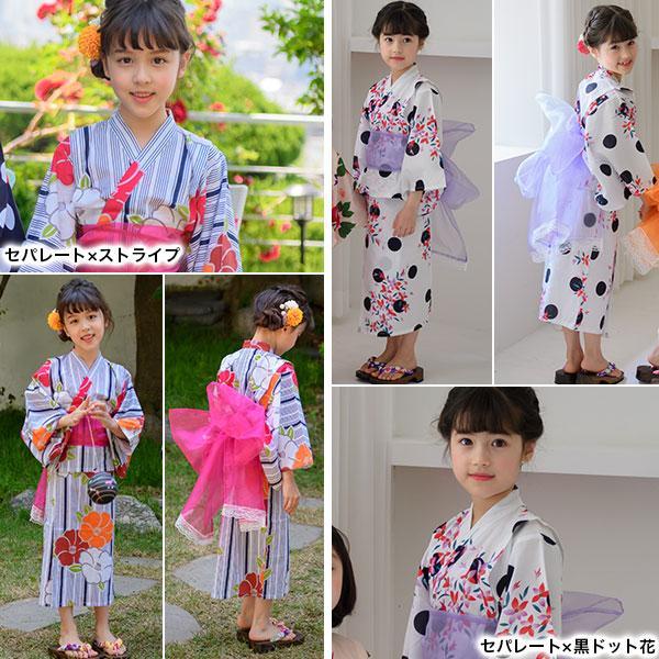 浴衣3点セット 韓国子供服 韓国こども服 韓国こどもふく Bee キッズ 女の子 春 夏 サマー|kodomofuku-bee|10