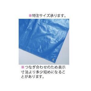 防水カバー ブルーシート 日本製 10×20m 大切なコートを雨風から守ります。周囲1mおきハトメ付 台風 暴雨対策 特注も承ります。