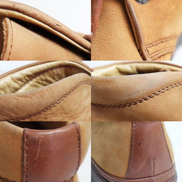 バリー BALLY シューズ メンズ靴ショートブーツ ブラウン サイズ41 日本サイズ約26cm /中古/質屋出店|koera|03