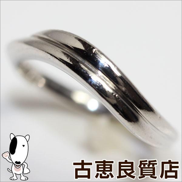 最新発見 Pt プラチナ 指輪 4℃ 4.5g ヨンドシーファッションリング Pt 指輪 4.5g サイズ7号/MR453/品/質屋出店/あすつく, 尾上町:88481986 --- airmodconsu.dominiotemporario.com