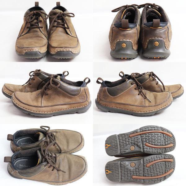 Timberland ティンバーランド 82005 メンズ靴ショートブーツ ダークブラウン サイズ8M 日本サイズ約26cm /中古/質屋出店|koera|02