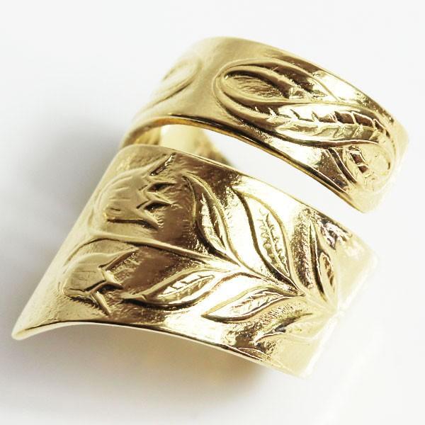 お見舞い K18 12.4g イエローゴールド すずらんリングファッションリング 指輪 12.4g サイズ13号 質屋出品 質屋出品 指輪 MR1449, 順ちゃんの酒屋:18b70f2a --- airmodconsu.dominiotemporario.com