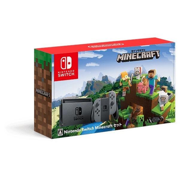 Nintendo Switch  任天堂 ニンテンドースイッチ マインクラフトセット MINECRAFT