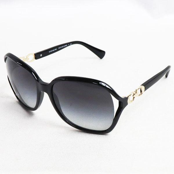 COACH コーチ サングラス HC8145 L948 500211 Black ブラックフレーム 眼鏡 めがね メガネフレーム 60□16-130/質屋出店/中古|koera