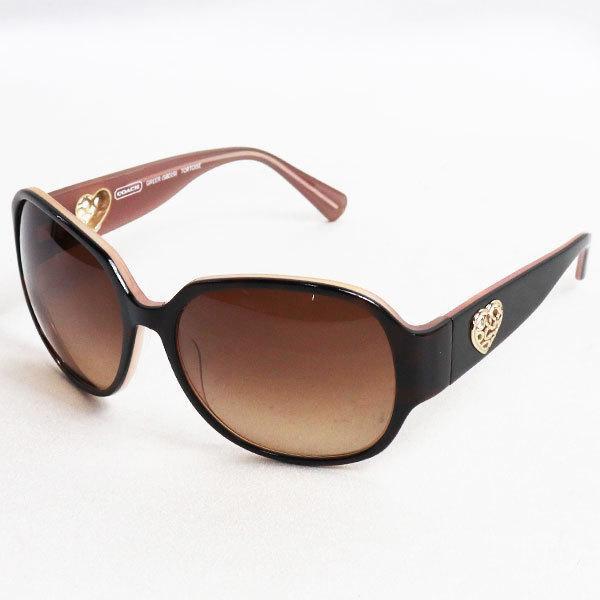 COACH コーチ サングラス GREER S8019 TORTOISE 眼鏡 めがね メガネフレーム 57□16-125/質屋出店/中古|koera