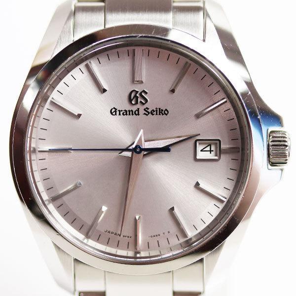 SEIKO セイコー GRAND SEIKO グランドセイコーSBGX285 9F62-0AG0 GS メンズ クォーツ腕時計 QZ/中古/質屋出店/MT2726|koera