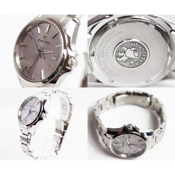 SEIKO セイコー GRAND SEIKO グランドセイコーSBGX285 9F62-0AG0 GS メンズ クォーツ腕時計 QZ/中古/質屋出店/MT2726|koera|02
