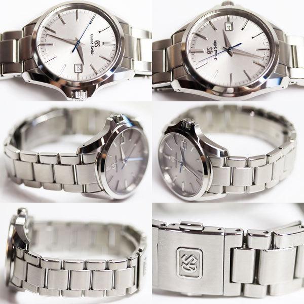 SEIKO セイコー GRAND SEIKO グランドセイコーSBGX285 9F62-0AG0 GS メンズ クォーツ腕時計 QZ/中古/質屋出店/MT2726|koera|03