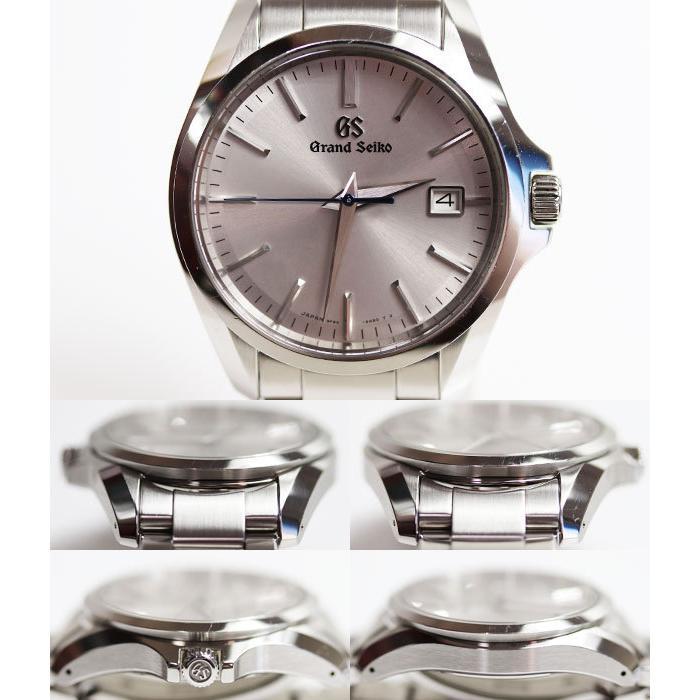 SEIKO セイコー GRAND SEIKO グランドセイコーSBGX285 9F62-0AG0 GS メンズ クォーツ腕時計 QZ/中古/質屋出店/MT2726|koera|05