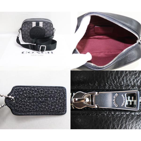新品/未使用品/買取品 COACH コーチ バッグ デンプシーカメラバッグ 1912 SVRT6 ショルダーバッグ グレー/ブラック/アウトレット|koera|03