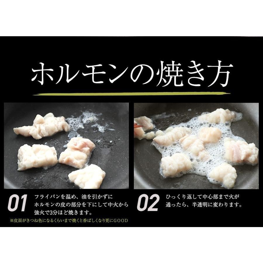 ホルモン 焼肉 ホルモン焼き お取り寄せグルメ うちホル 肉 BBQ 牛ホルモン 国産牛 大トロ ホルモン 400g(4〜5人前) 自家製みそ kofukutei 14