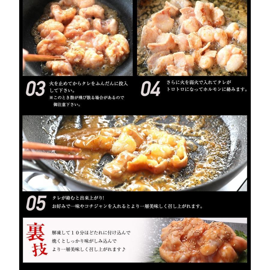 ホルモン 焼肉 ホルモン焼き お取り寄せグルメ うちホル 肉 BBQ 牛ホルモン 国産牛 大トロ ホルモン 400g(4〜5人前) 自家製みそ kofukutei 15