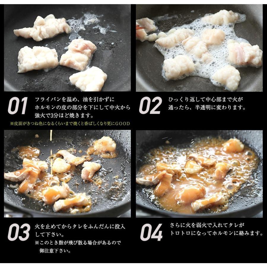 ホルモン 焼肉 BBQ 焼き肉  肉 ホルモン焼き お取り寄せグルメ ギフト うちホル 牛肉 ご飯のお供  中トロ ホルモン 600g(5〜6人前)|kofukutei|12