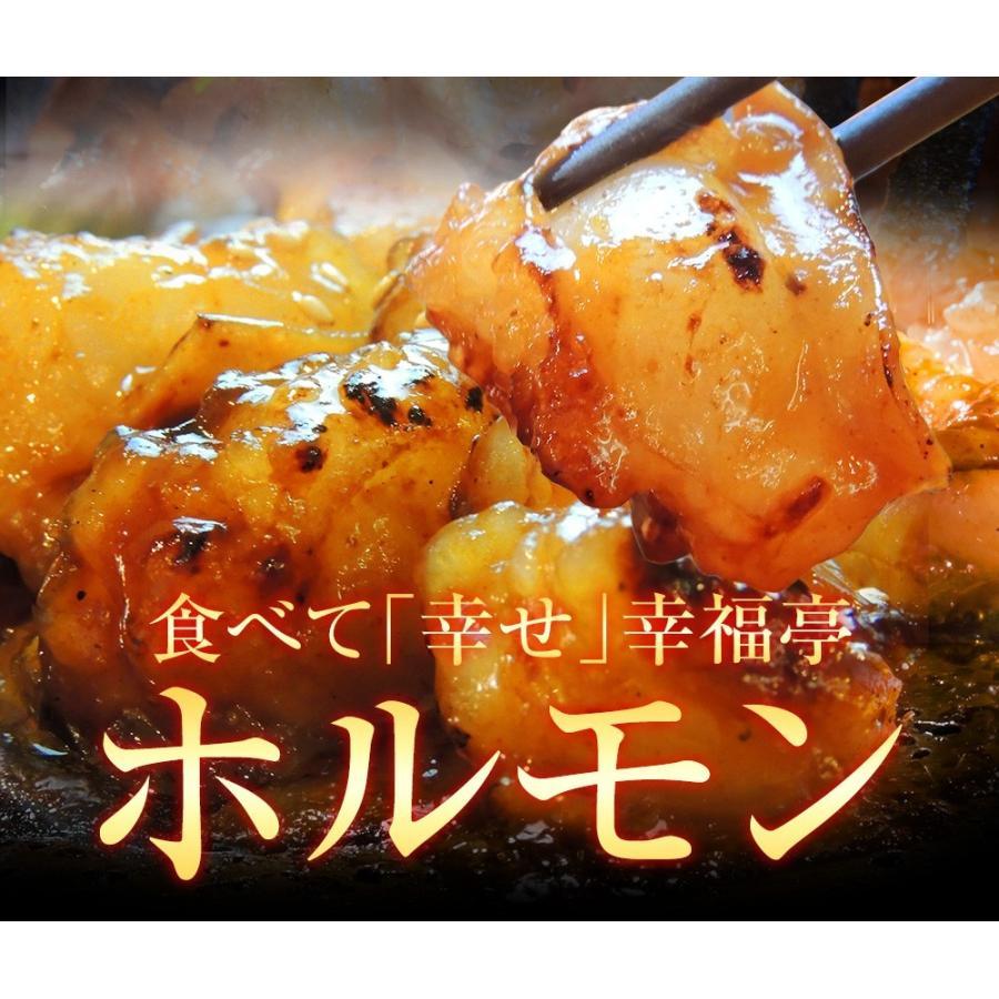 ホルモン 1kg 焼肉 ホルモン焼き お取り寄せグルメ ギフトうちホル  肉 BBQ 牛肉 牛ホルモン  国産牛 大トロ ホルモン 1kg 西京味噌|kofukutei|16