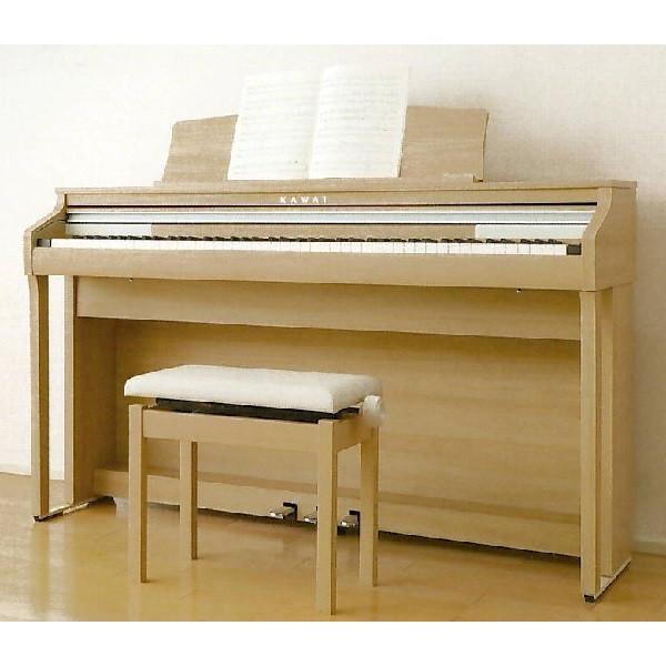 【レンタル】電子ピアノ カワイ CA49 納期予定:ローズウッド・ホワイトメープル2021年7月下旬以降(6月11日時点) kogapiano 02