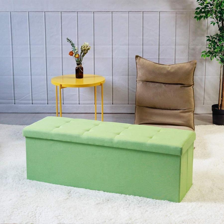 座れるスツール 収納スツール 収納付 ボックススツール 椅子 収納ベンチ 収納ボックス ベンチ オットマン 収納 おもちゃ ローソファー 収納ケース|kogyostore|21