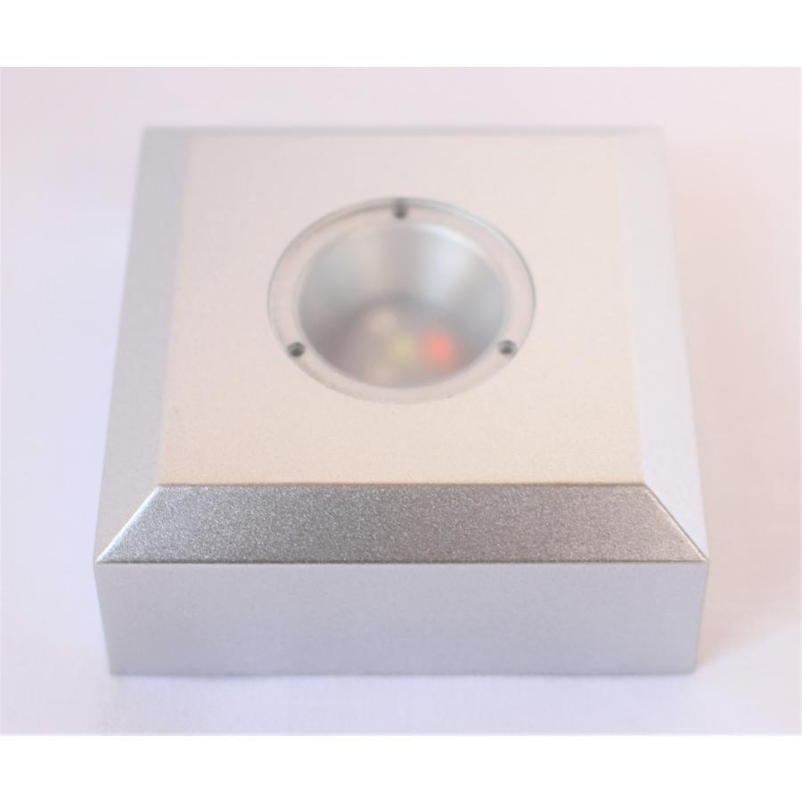 USB出力付きACアダプター LED コースターライト ハーバリウム イルミネーション LED-SL-AD|koh5533|03