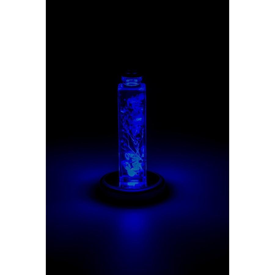 コースターライト LED レインボー ハーバリウム イルミネーション 台座 LED-SL-RB LED シルバー|koh5533|03