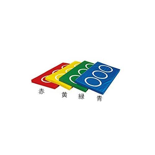 エバニュー EVERNEW 体操用品 贈答品 ディスカウント ミニマルチマット 赤 EKM451 送料無料
