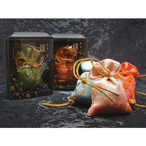お香 松栄堂 京都 匂い袋 送料無料でお届けします においぶくろ 巾着 高級品 みやこ 日本製 誰が袖