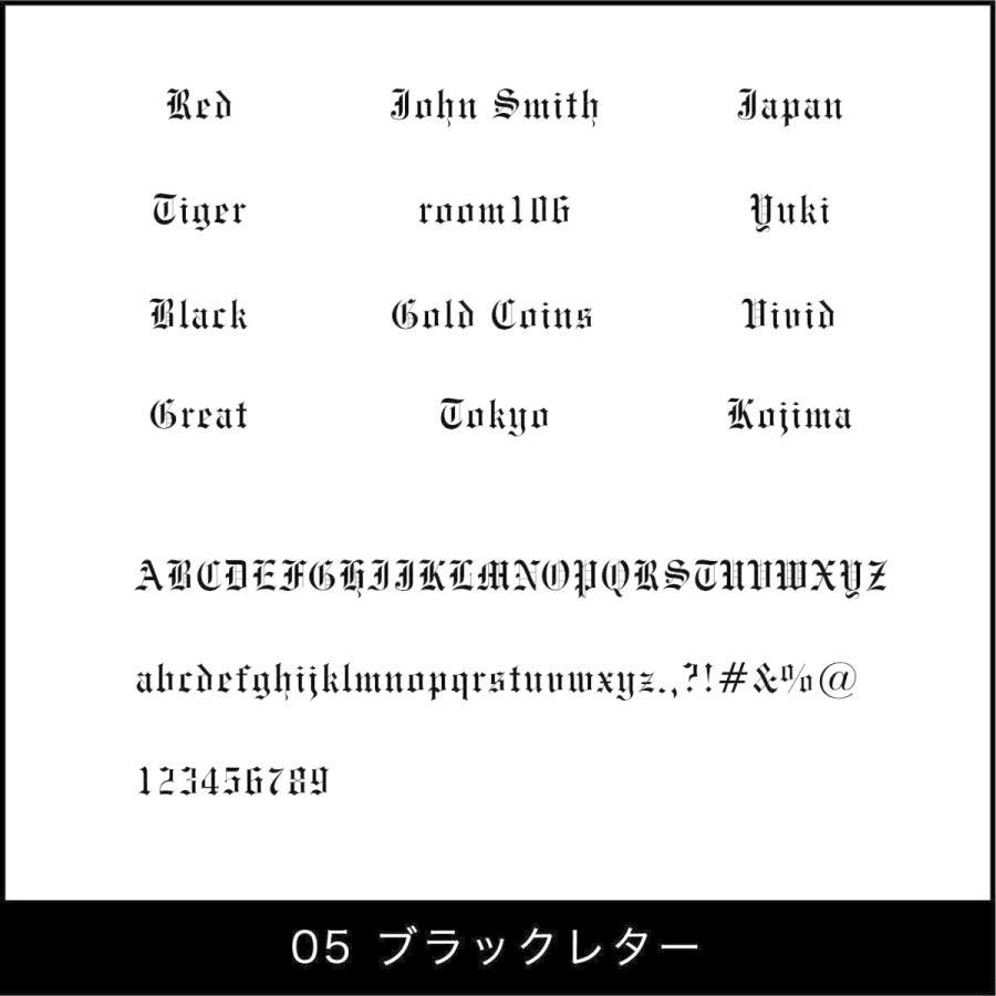 【3個セット】ネームプレートキーホルダー アルファベットを入力するだけ!お好きな名前で名入れキーホルダーが作れます|kojima-shop1|12