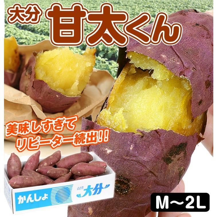 食品 大分産 甘太くん 5kg 1組 さつまいも 国華園 kokkaen 03