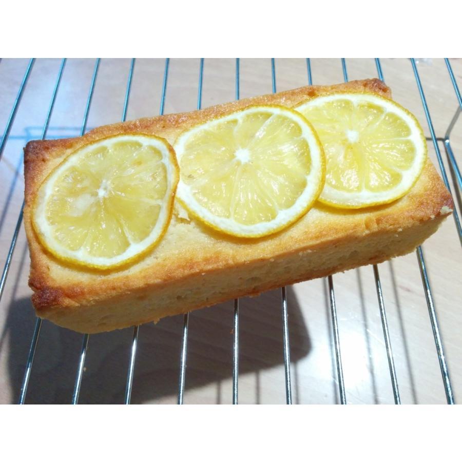 レモンのパウンドケーキ|kokopan